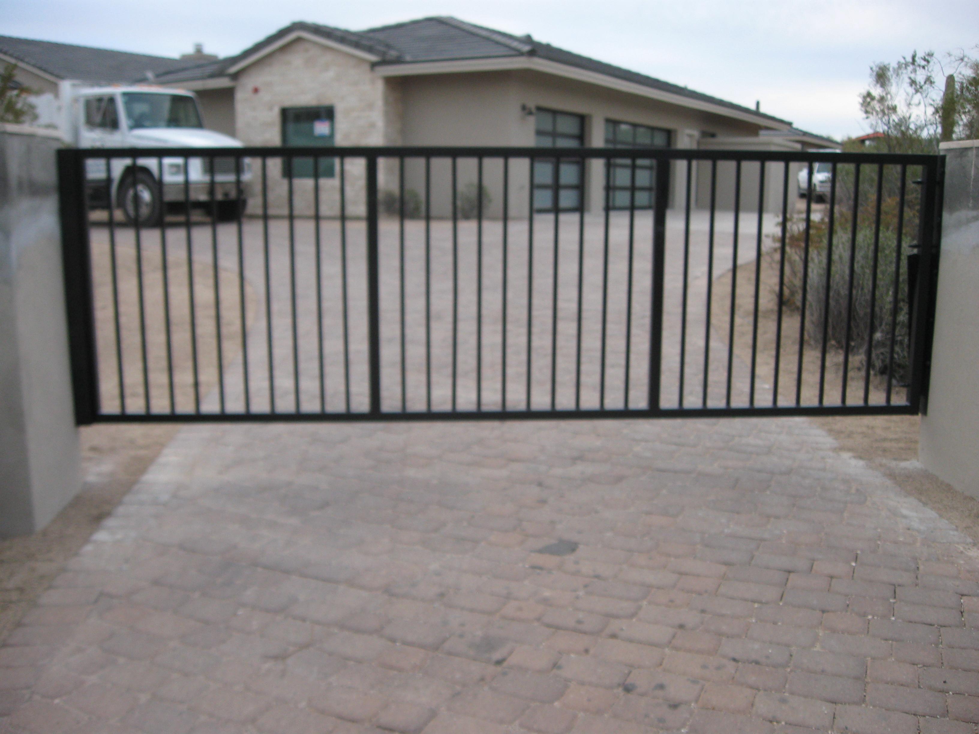 Action gates