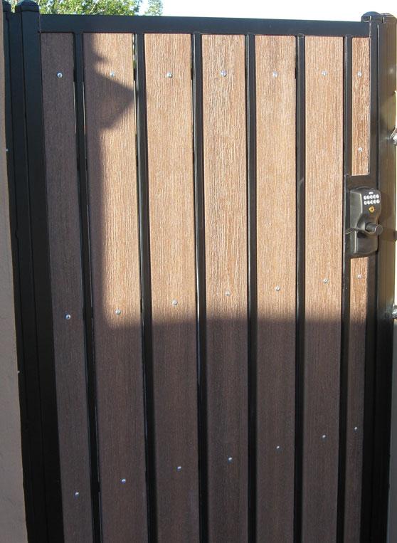Side Yard Gate