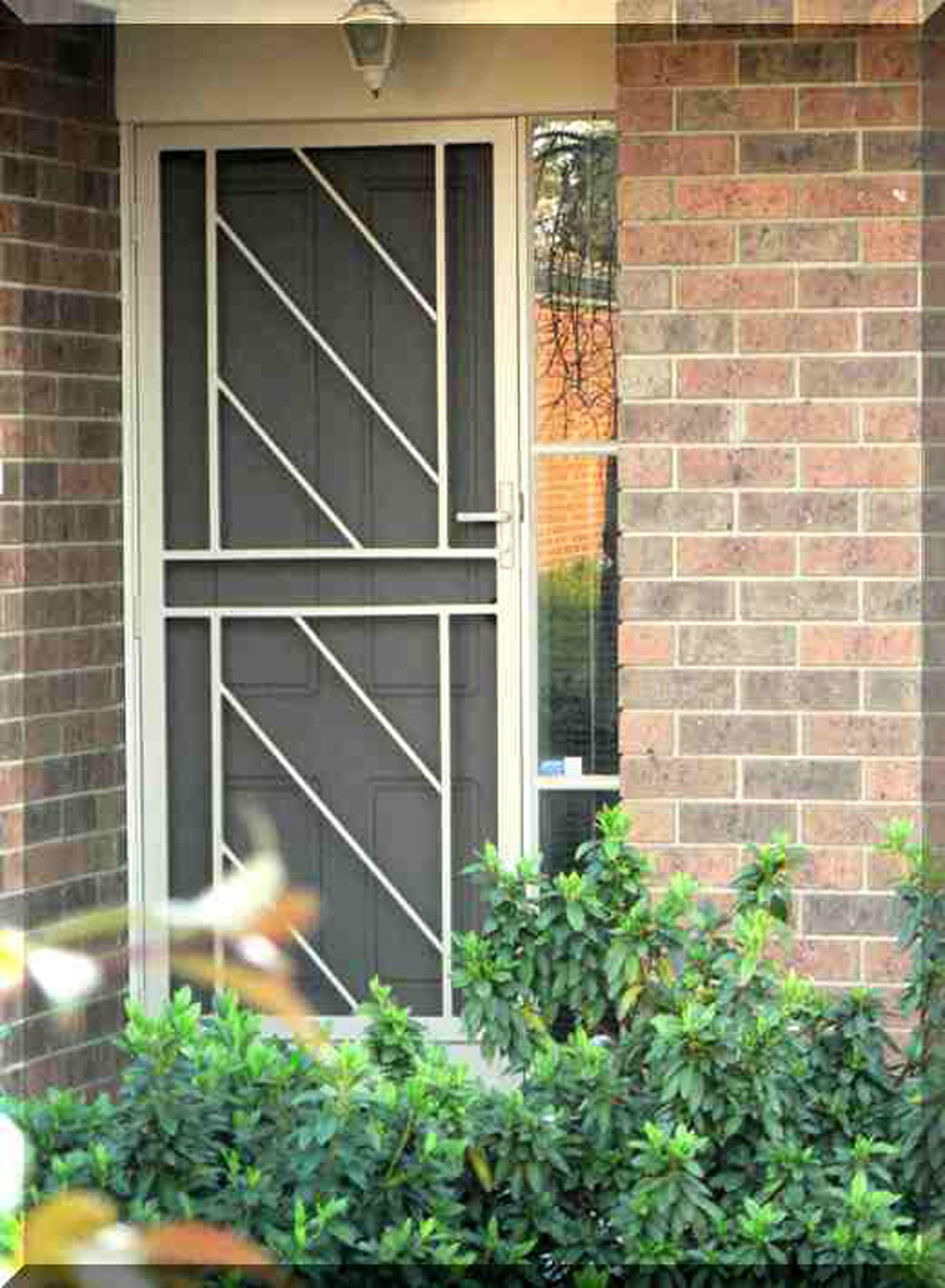 2045 #4C8B40 Security Doors pic Residential Security Doors Exterior 41111500