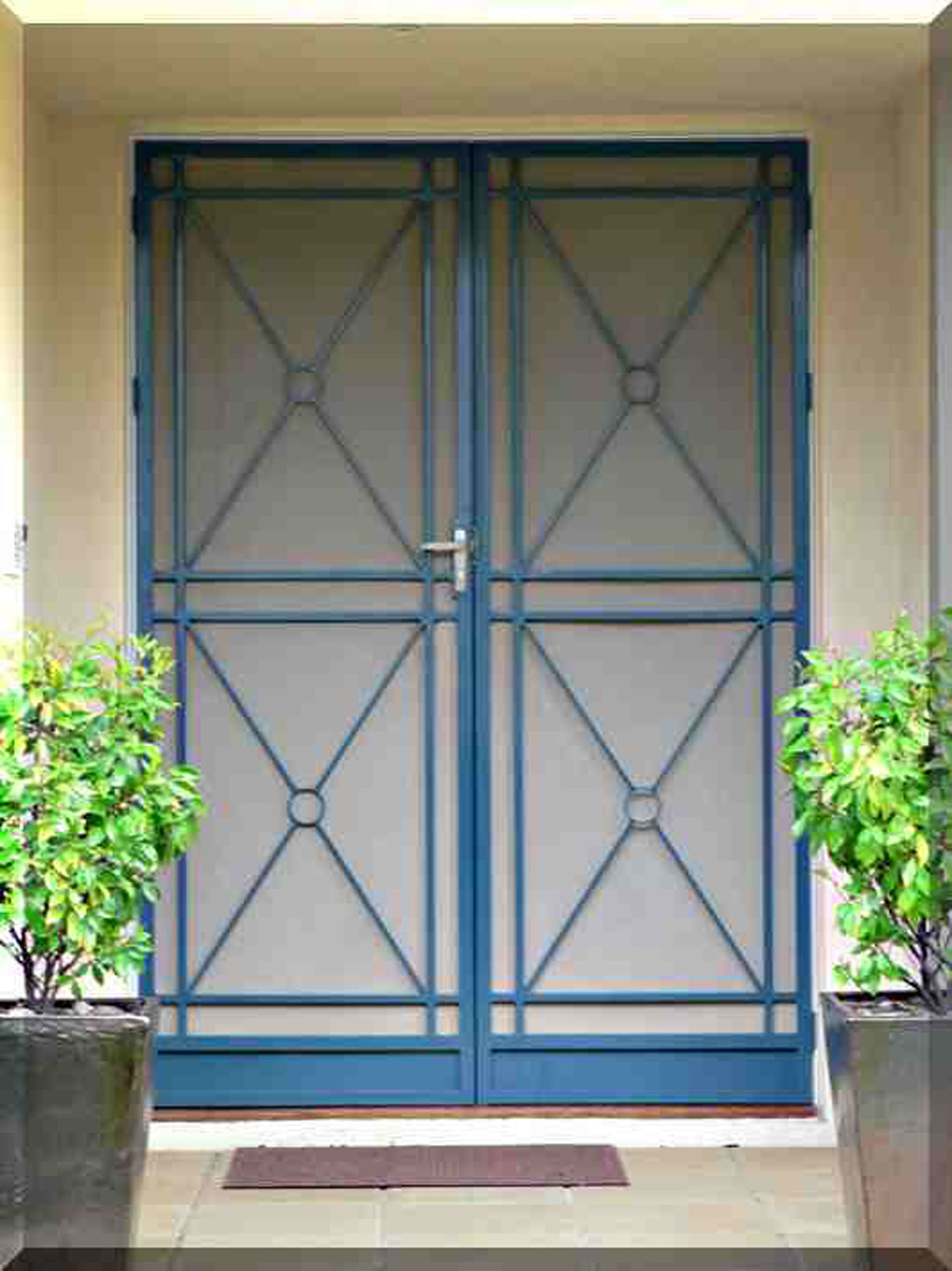 2003 #549536 Security Doors pic Residential Security Doors Exterior 41111500