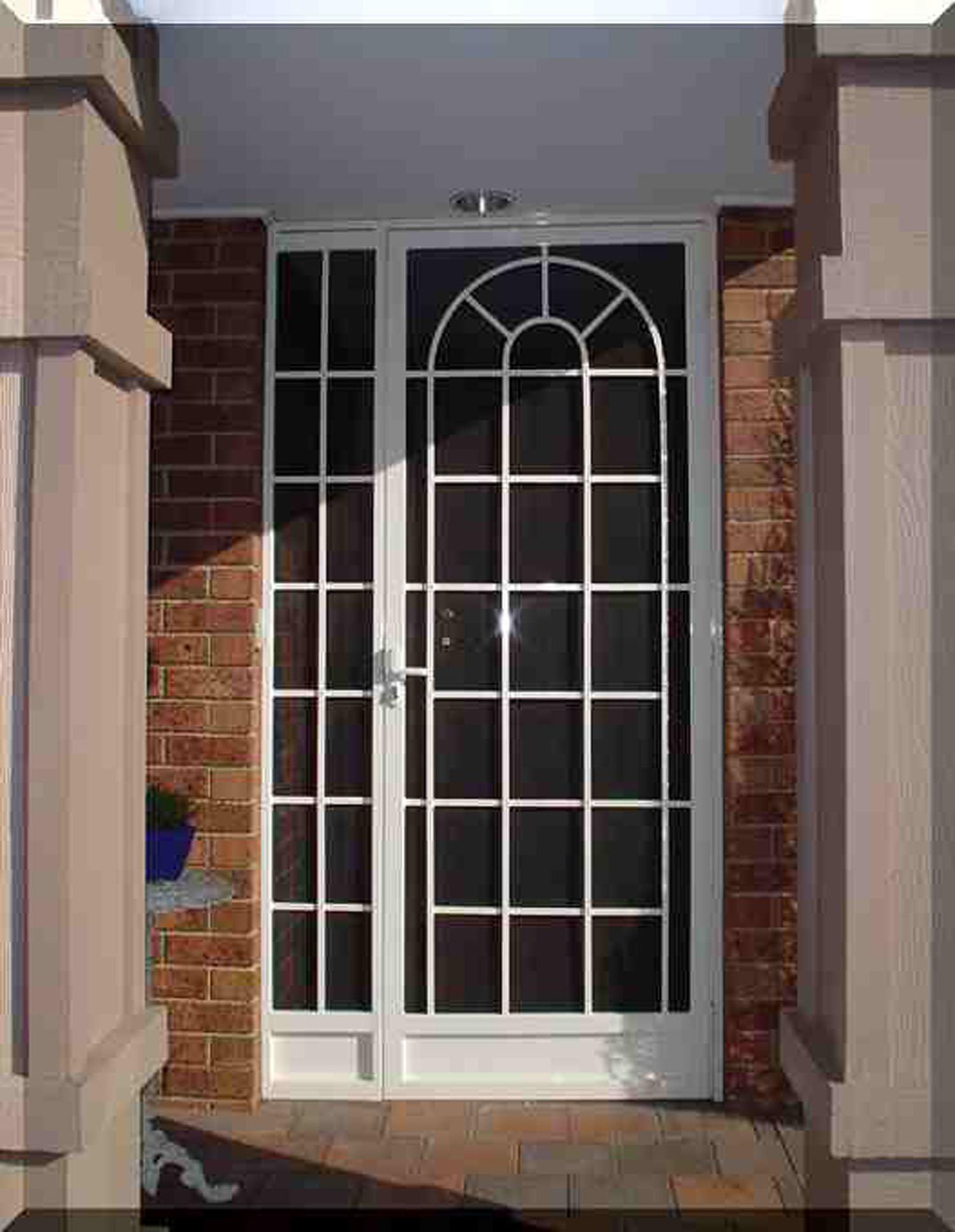 1935 #674738 Security Doors pic Residential Security Doors Exterior 41111500