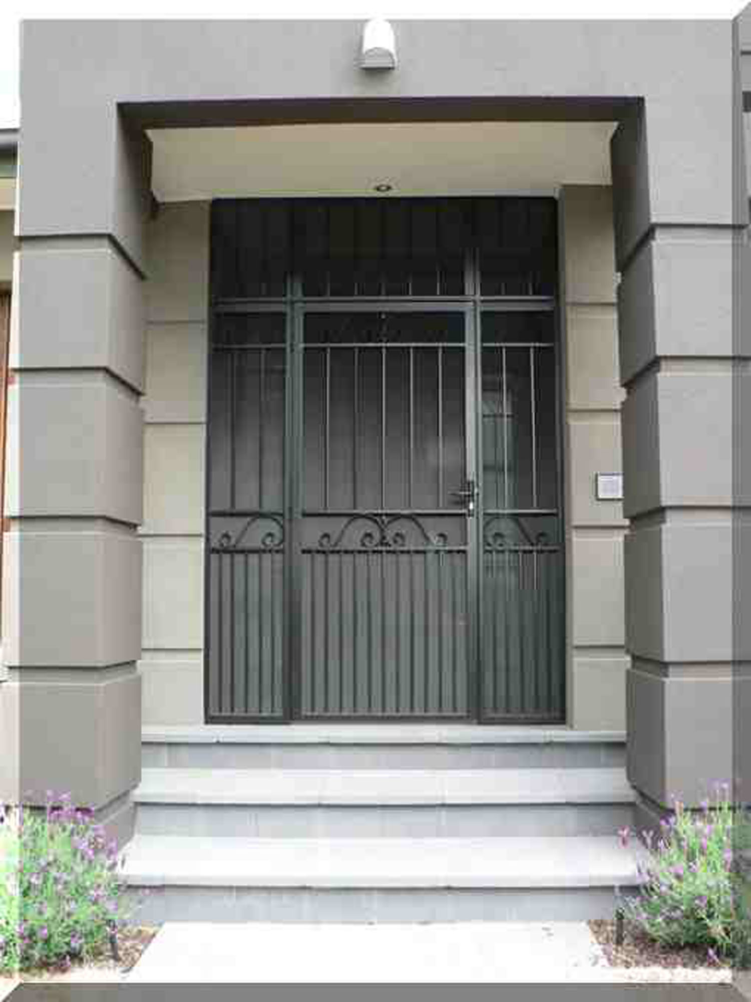2000 #597C4F Security Doors save image Security Gates For Doors Residential 7771500